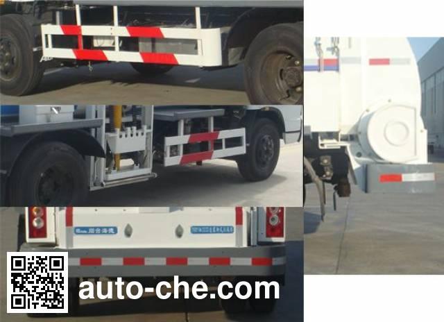 Haide CHD5062ZZZ self-loading garbage truck