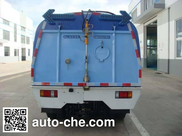 海德牌CHD5070TSLE4扫路车