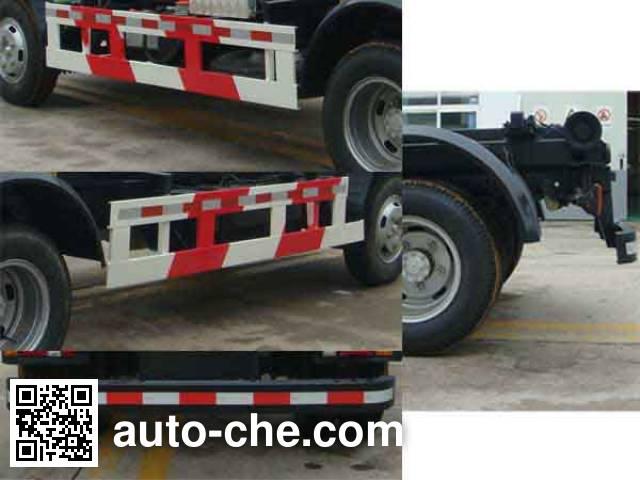 Haide CHD5070ZXXE4 detachable body garbage truck