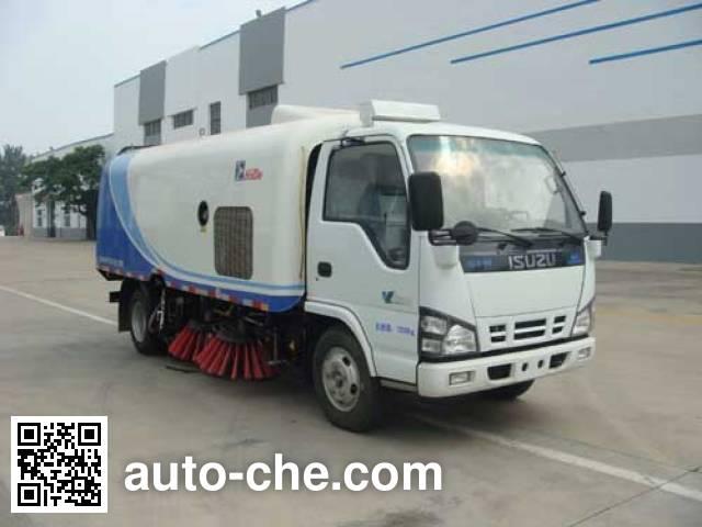 海德牌CHD5071TXSE4洗扫车