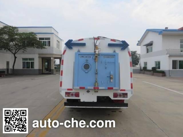 Haide CHD5075TXSE5 street sweeper truck