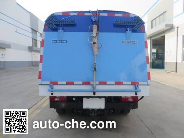 海德牌CHD5077TSLE5J扫路车