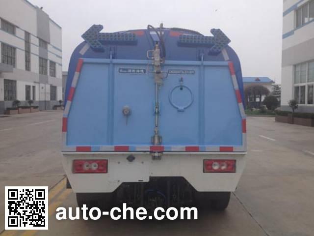 海德牌CHD5080TSLE5扫路车