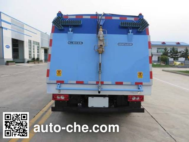 海德牌CHD5080TSLGE5扫路车