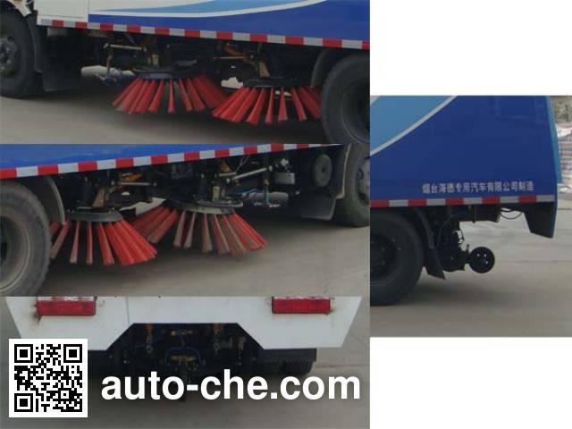 海德牌CHD5080TSLN5扫路车