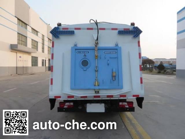 Haide CHD5081TXSJLE5 street sweeper truck