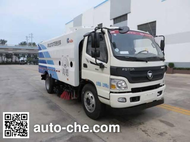 Haide CHD5120TXSFTE5 street sweeper truck