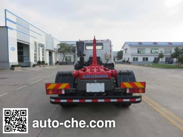 Haide CHD5121ZXXN5 detachable body garbage truck