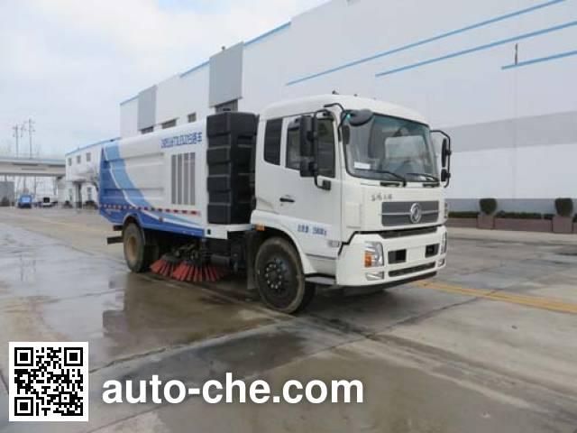 海德牌CHD5166TSLE5J2扫路车