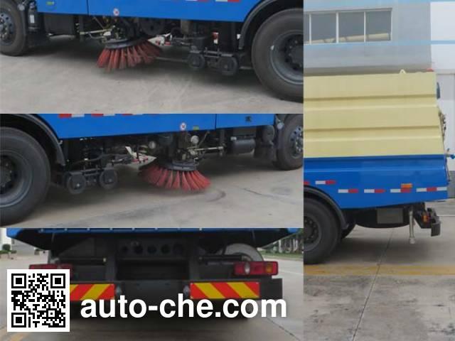 海德牌CHD5180TXSE5洗扫车