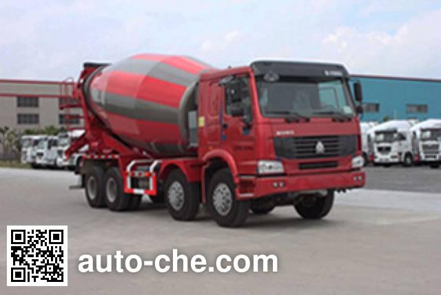 安通牌CHG5310GJB混凝土搅拌运输车