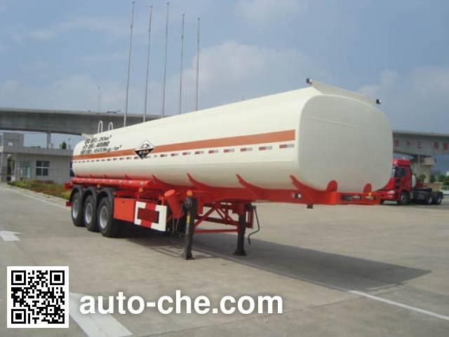 Antong CHG9400GFW corrosive materials transport tank trailer