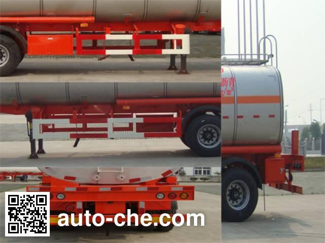Antong CHG9401GLY liquid asphalt transport tank trailer