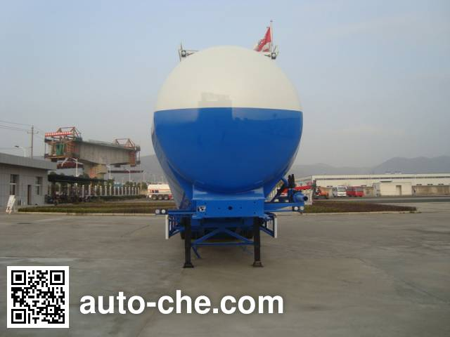 Antong CHG9402GFL medium density bulk powder transport trailer