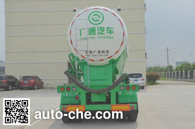 Antong CHG9402GXH ash transport trailer