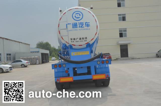 Antong CHG9403GFL medium density bulk powder transport trailer