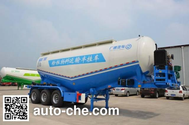 安通牌CHG9403GFL中密度粉粒物料运输半挂车