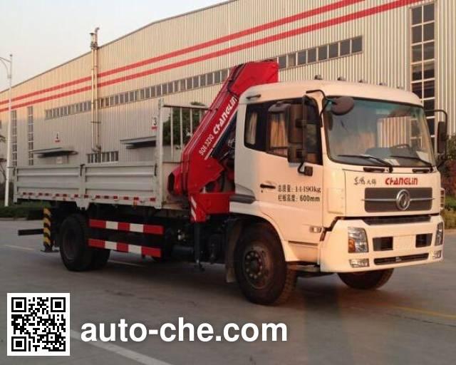 Changlin CHL5160JSQD4 truck mounted loader crane
