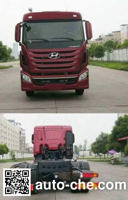 Kangendi CHM1310KPQ80V truck chassis