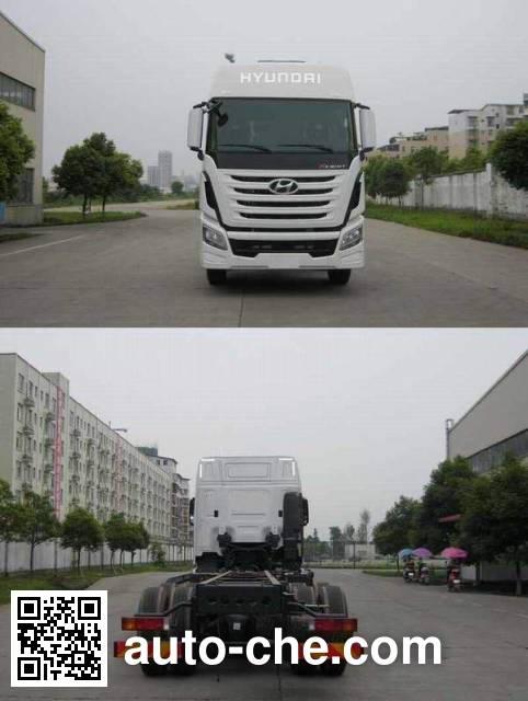 Kangendi CHM1311KPQ74M truck chassis