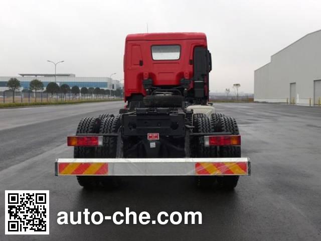Kangendi CHM3250KPQ54V dump truck chassis