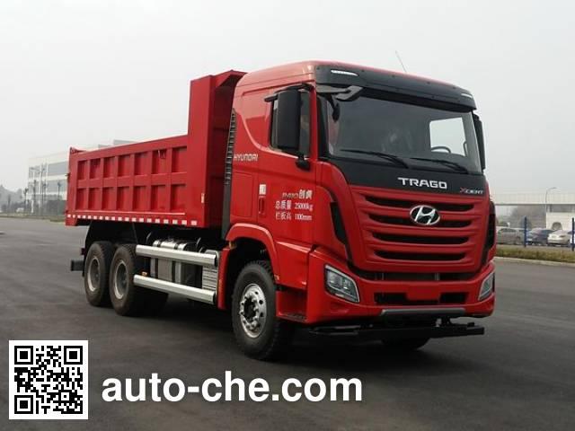 康恩迪牌CHM3250KPQ54V自卸汽车