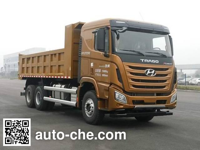 Kangendi CHM3250KPQ58V dump truck