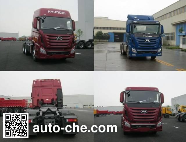 Kangendi CHM4250KPQ49V tractor unit