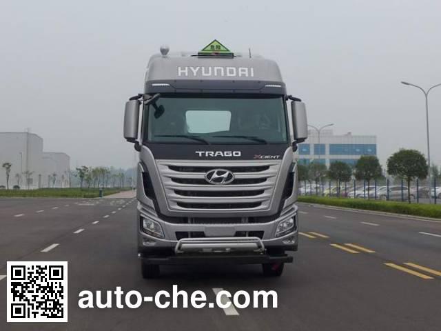 Kangendi CHM4250KPQ49WXPV dangerous goods transport tractor unit