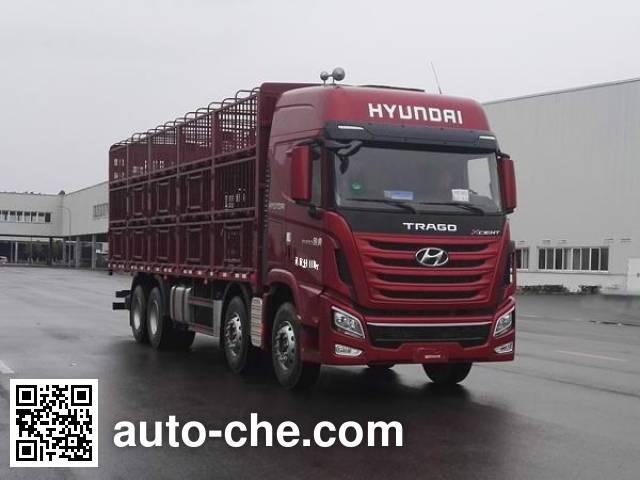 Kangendi CHM5310CCQKPQ77V livestock transport truck