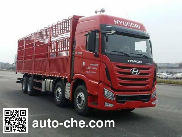 Kangendi CHM5310CCYKPQ80M stake truck