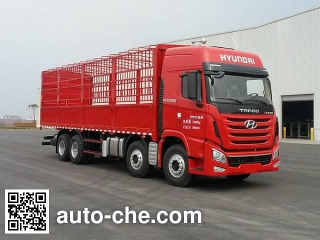 Kangendi CHM5311CCYKPQ80M stake truck