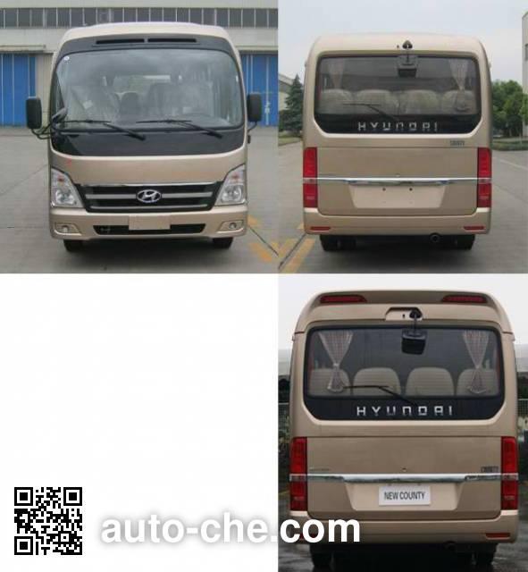 Kangendi CHM6700LQDM bus