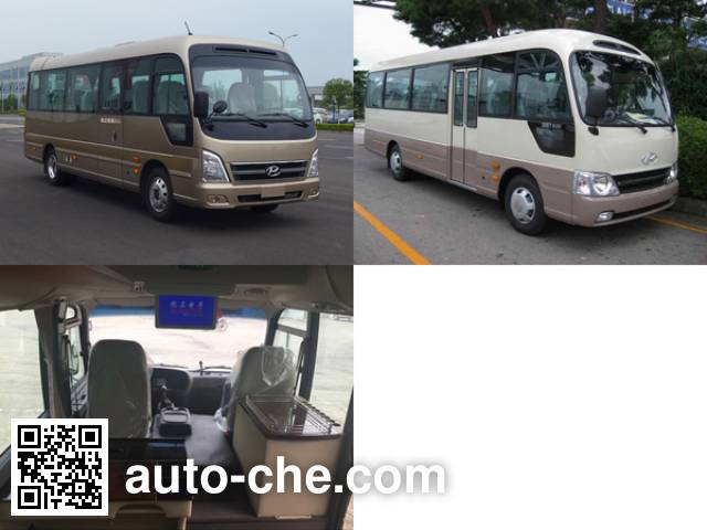 Kangendi CHM6711LQDV bus
