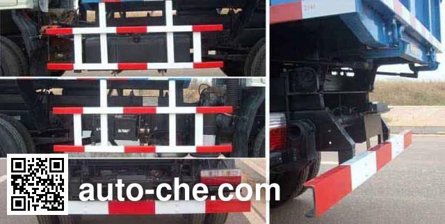 Zhongfa CHW3060C dump garbage truck