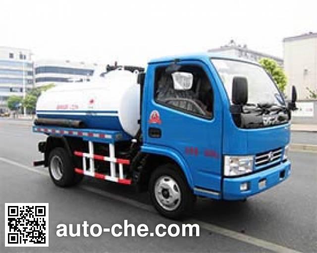 Zhongfa CHW5061GXE4 suction truck