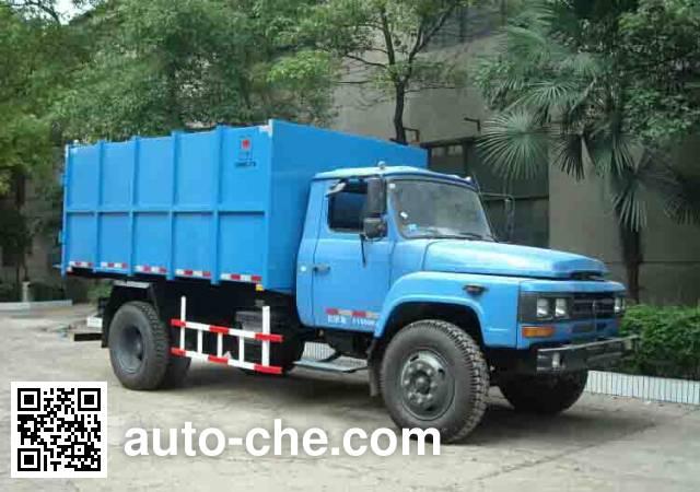 Zhongfa CHW5114ZDJ4 docking garbage compactor truck