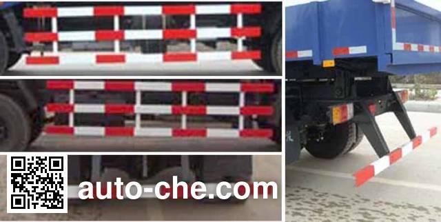 Zhongfa CHW5120ZLJ sealed garbage truck