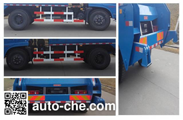 Zhongfa CHW5160ZBS4 skip loader truck