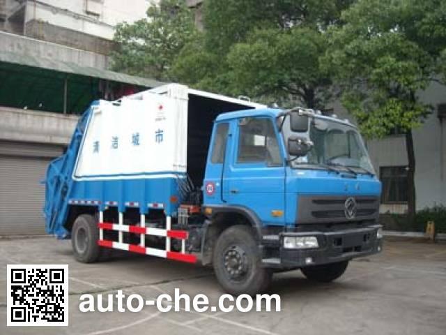 Zhongfa CHW5160ZYS garbage compactor truck
