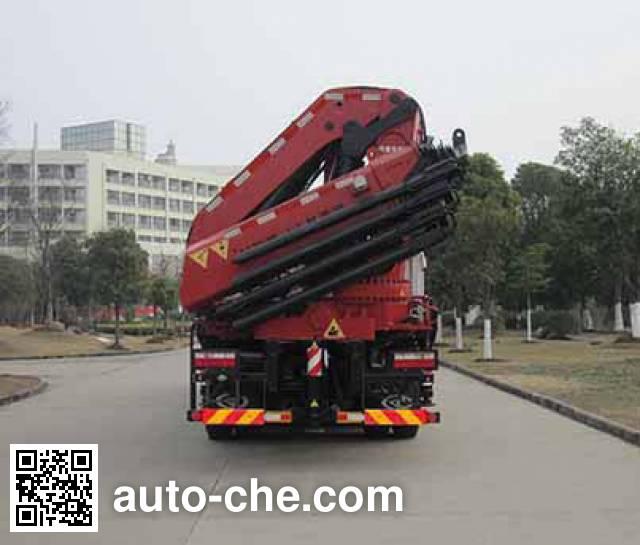 Hengxin Zhiyuan CHX5310JSQHN truck mounted loader crane