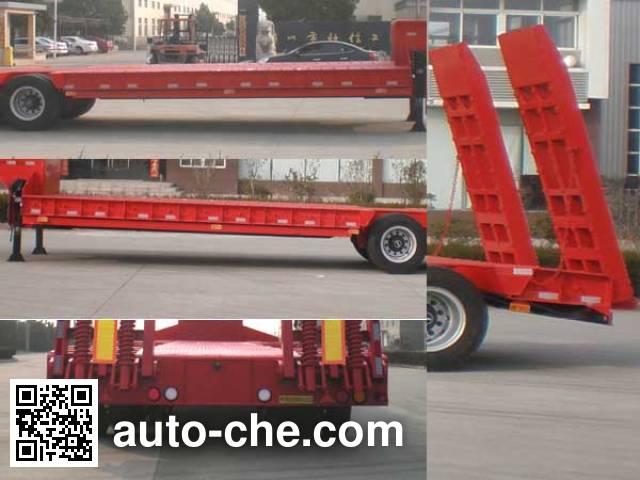 恒信致远牌CHX9400TDP低平板半挂车