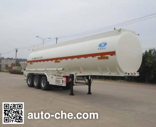 恒信致远牌CHX9404GFW腐蚀性物品罐式运输半挂车