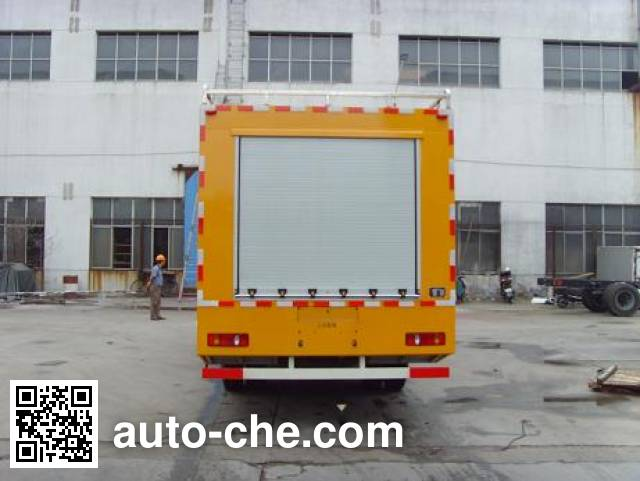 Tianshun CHZ5121TPS high flow emergency drainage and water supply vehicle