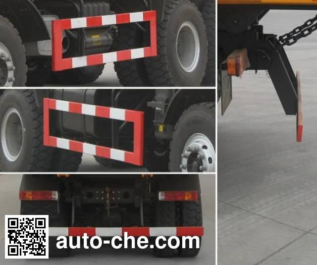 Chuanjiao CJ3250D41C dump truck