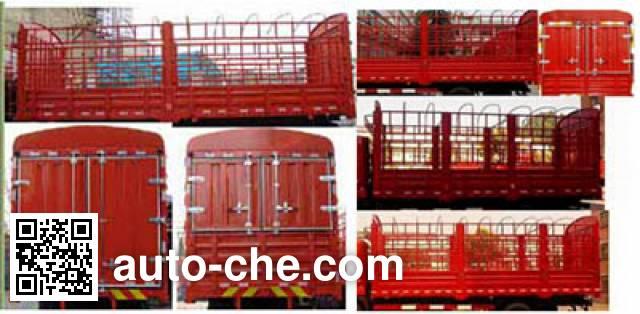 Chuanjiao CJ5160CCYD48A stake truck