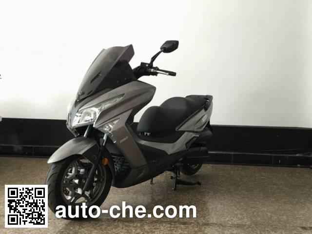 Changguang CK250T scooter