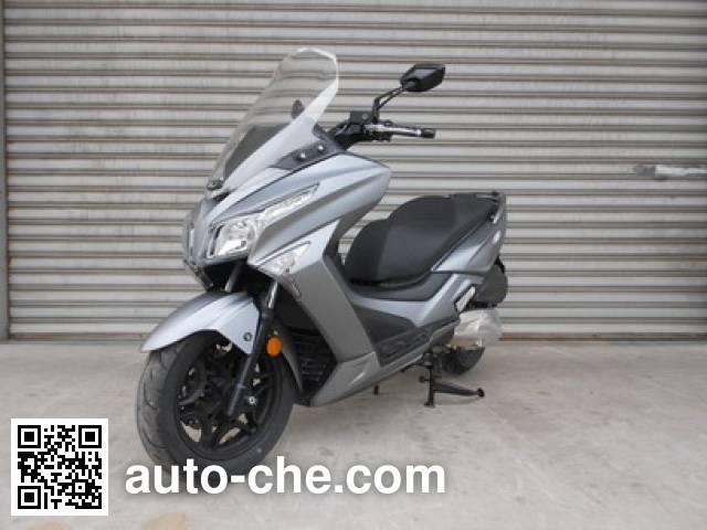 Changguang CK300T scooter