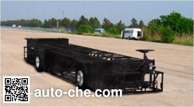 比亚迪牌CK6120DLBEV纯电动旅游客车底盘