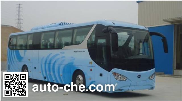 比亚迪牌CK6120LLEV纯电动旅游客车